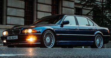 В Канаде продают редчайшую BMW с украинскими номерами.