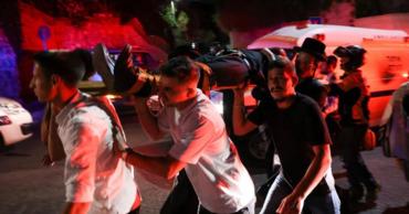 В Израиле обрушилась трибуна в синагоге: десятки пострадавших