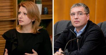 Депутат Арина Спэтару обвинила Ренато Усатого в сексистском высказывании.