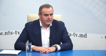 Глава правления АО «Молдовагаз» Вадим Чебан.