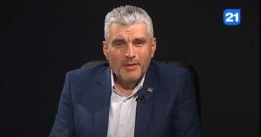 Александр Слусарь, вице-спикер парламента РМ.