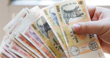 Средний ежемесячный доход населения Молдовы составил 3096,6 лея в 2020 году.