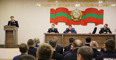 Милиционеры будут дежурить на всех массовых праздничных мероприятиях Приднестровья.