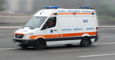 В Кагуле двое детей попали в больницу, отравившись химическими веществами.
