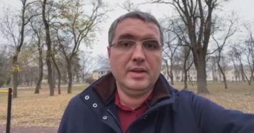 Ренато Усатый сообщил, что планирует добиваться закрытия ресторанов на территории городских парков.