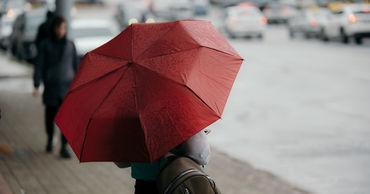 19 апреля на всей территории страны пройдут слабые дожди. Ветер северо-восточный, слабый до умеренного.