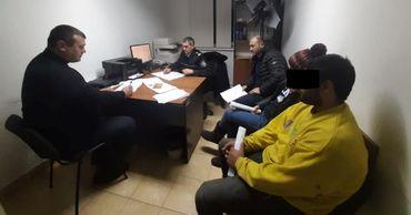 В Кагуле задержали иностранных граждан, которые незаконно въехали в страну.