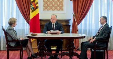 Глава государства озвучил новые инициативы для поддержки населения и экономики Молдовы.