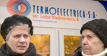 Клиенты предприятия Termoelectrica говорят, что чувствуют себя обманутыми.Фото: Point.md.