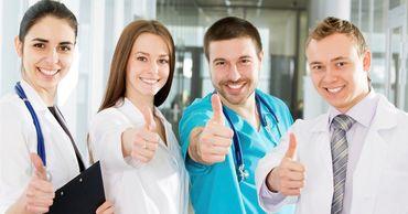 Врачи и фармацевты будут получать более высокие единовременные пособия.