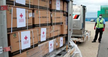 Китай бесплатно поставил вакцину от коронавируса 37 странам.