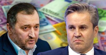 Попа: Филат украл 100 млн евро из банков Молдовы. Коллаж: point.md