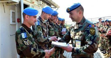 Молдавские миротворцы примут участие в учениях в Германии.