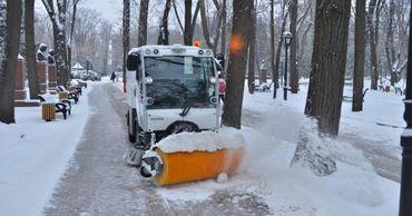 В Кишиневе была создана кризисная ячейка на случай чрезвычайных ситуаций, вызванных обильными снегопадам.