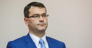 Министр экономики и инфраструктуры Молдовы Анатолий Усатый.
