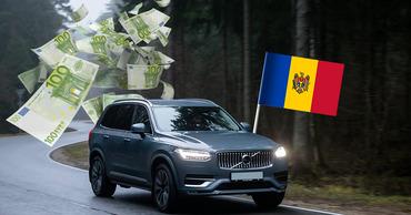 Послы Молдовы в Анкаре, Париже и Киеве получили новые авто премиум-класса. Коллаж: Point.md