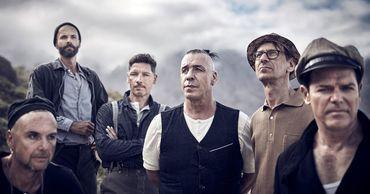 Rammstein показали съемки клипа в Южной Африке.