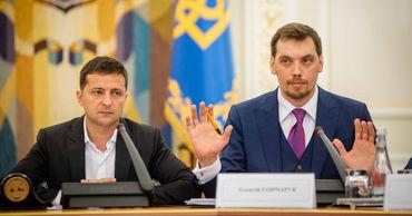Гончарук прокомментировал отказ Зеленского принять его отставку.