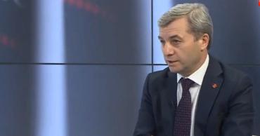 Фуркулицэ: Между ПСРМ и PAS была договоренность о роспуске парламента