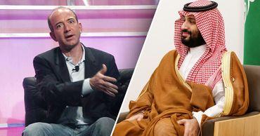 Во взломе телефона Безоса заподозрили наследного принца Саудовской Аравии.