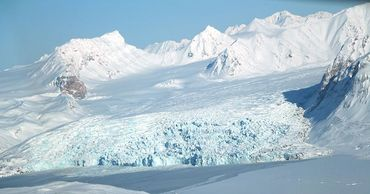 Японский ученый спрогнозировал новый ледниковый период через 100 лет.