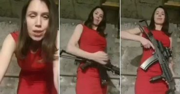 Угрожавшую Путину экс-депутата Рады высмеяли в Сети.