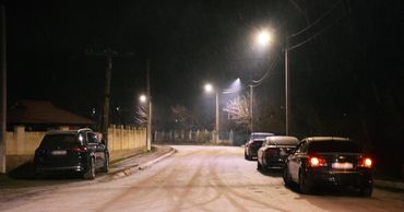 """""""Шор"""": В селе Хыждиень сдано в эксплуатацию уличное освещение."""
