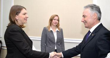Гайчук заверил, что сотрудничество с ОБСЕ и НАТО будет продолжено