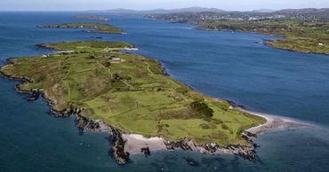 Частный остров Хорс у побережья Ирландии продали за $6,3 млн.