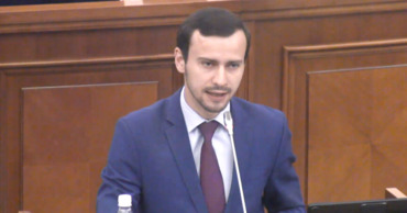 Депутат Дину Плынгэу.