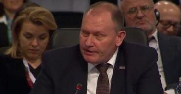Чокой: В приднестровском урегулировании важен диалог.