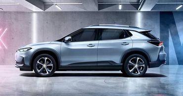 Chevrolet показала электрический кросс-универсал.