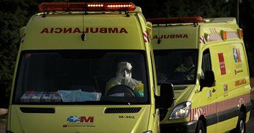 В Испании выписали из больниц двух переболевших коронавирусом мужчин.