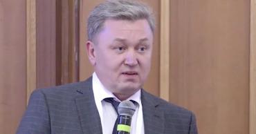 Генеральный директор RTR-Moldova Евгений Сергеев.