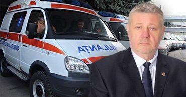 Экс-депутат ДПМ задержан по делу о закупке машин скорой помощи.