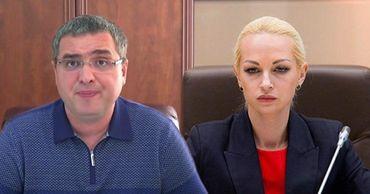 Усатого и Таубер могут оштрафовать за нарушения ограничительных мер. Фото: Point.md