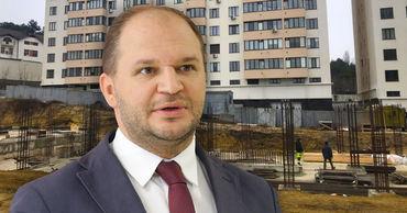 Чебан прокомментировал информацию о возобновлении строительства на Скулянке.