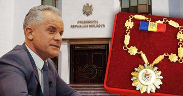 Президентура: Оснований для отзыва у Плахотнюка «Ордена Республики» нет.