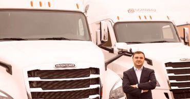 В США молдаванин из водителя фуры превратился в успешного бизнесмена.