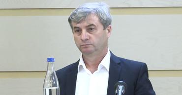 Председатель парламентской фракции ПСРМ Корнелиу Фуркулицэ.