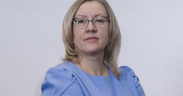 Галина Сажин выиграла парламентские выборы в одномандатном избирательном округе № 50.