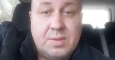 Житель Молдовы бьёт тревогу из-за «подстав» на дорогах.