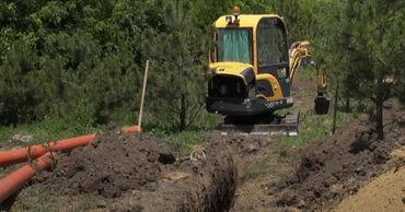 Новые канализационные сети проложат в Авдарме. Фото: avdarma1563.md.