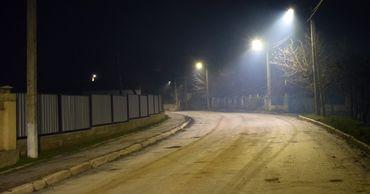 """""""Шор"""": В Коммуне Березлоджь сдано в эксплуатацию уличное освещение."""