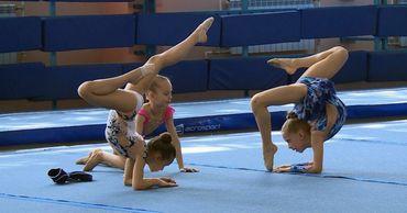 В Кишиневе проходит Республиканский чемпионат по художественной гимнастике.