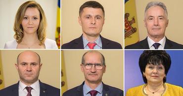 Министры временного правительства обладают внушительными активами. Коллаж: Point.md