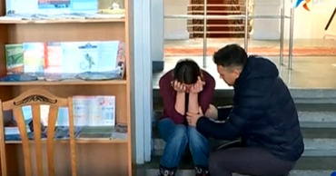 Женщина, нуждающаяся в срочной операции, протестовала у Минздрава.