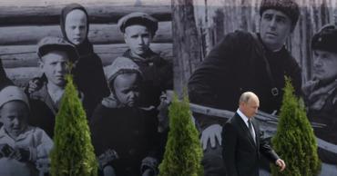 Путин рассказал о цене, заплаченной советским народом в борьбе с нацизмом.