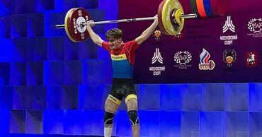 Даниел Лунгу завоевал золотую медаль на чемпионате Европы.