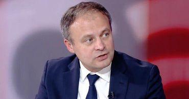 Депутат от ДПМ Адриан Канду.